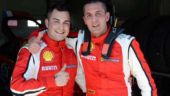 Balzan vola a Imola in Gara 1 del Trofeo Pirelli