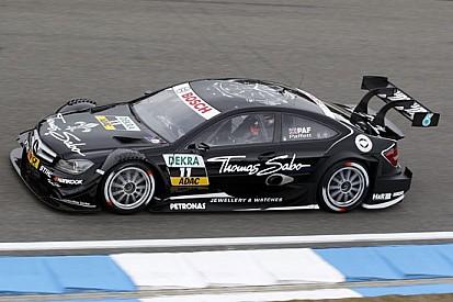 Paffett e la Mercedes aprono la nuova era del DTM