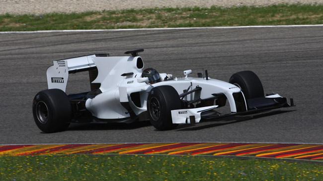 La Pirelli porta tutte le mescole ai test del Mugello