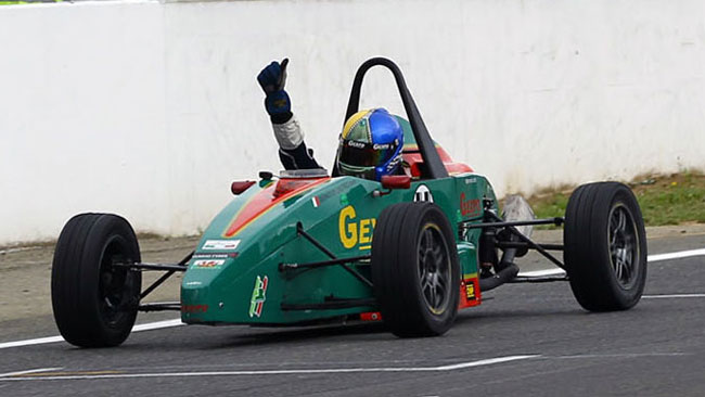 De Castro domina nella Formula Junior a Varano