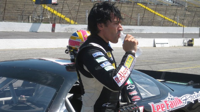 NASCAR Whelen: Amaduzzi racconta il suo esordio