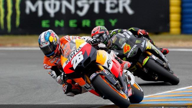 Daniel Pedrosa conquista la pole position a Le Mans