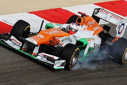 Di Resta per ora rimane concentrato sulla Force India