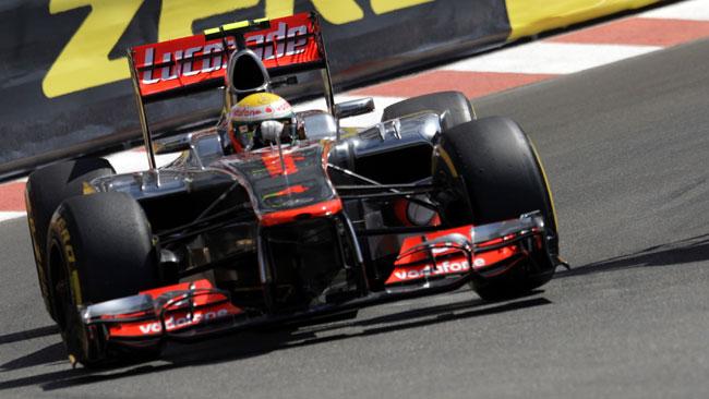 McLaren: pronto un mega contratto per Hamilton