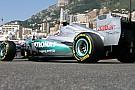 La Mercedes con le fiancate più strette!