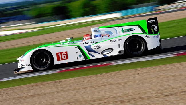 Shakedown a Magny-Cours per la Pescarolo LMP1