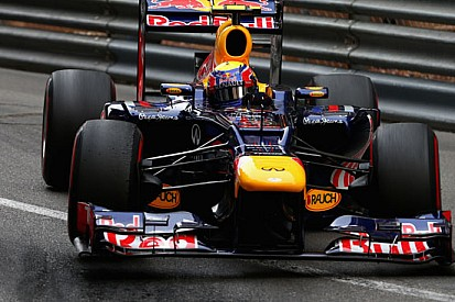 La Red Bull controlla il pattinamento in telemetria!
