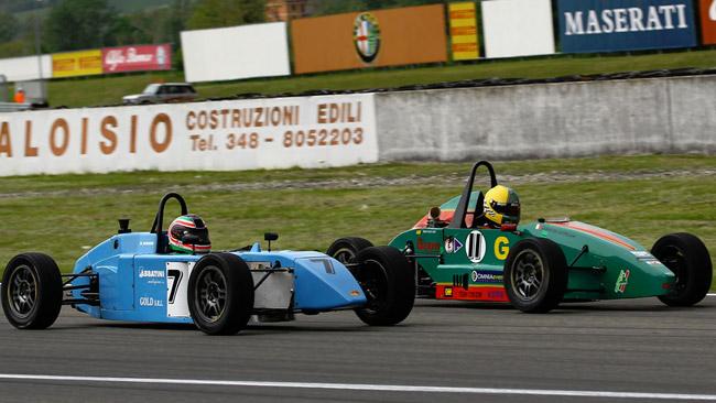 Formula Junior: De Castro-Giordano 1-1 a Varano