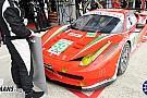 La Ferrari del Luxury Racing rimane a secco