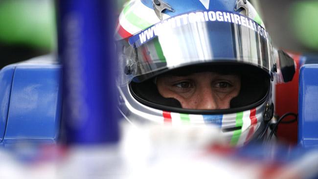 A Spa-Francorchamps debutta Vittorio Ghirelli
