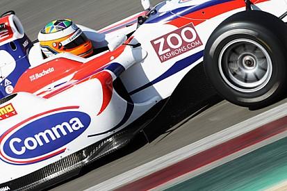 Bacheta svetta nei test collettivi di Spa-Francorchamps