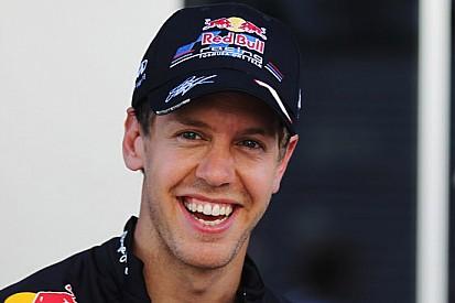 Vettel lusingato dalle parole di Domenicali