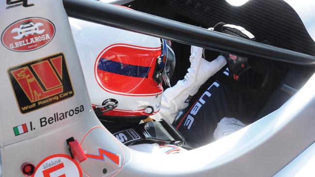 Speed Euroseries: sette Wolf in pista ad Imola