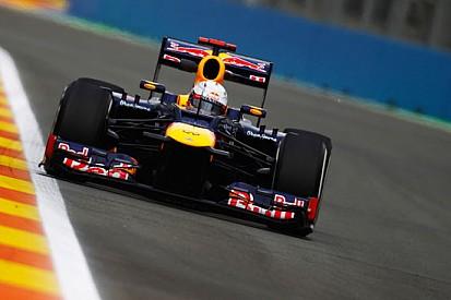 Valencia, Libere 2: ecco la zampata di Vettel