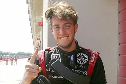 Fernando Monje conquista Gara 1 e titolo ad Imola