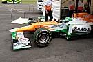 Nuovo aero test con la Force India per Conor Daly