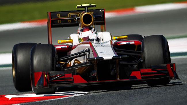 Dani Clos torna sulla HRT nelle libere di Silverstone