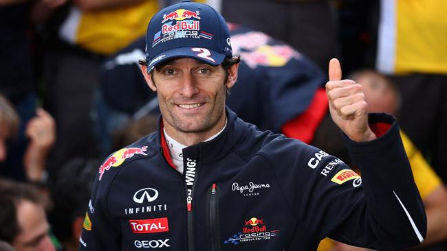 Webber-Red Bull: il rinnovo subito dopo l'Ungheria