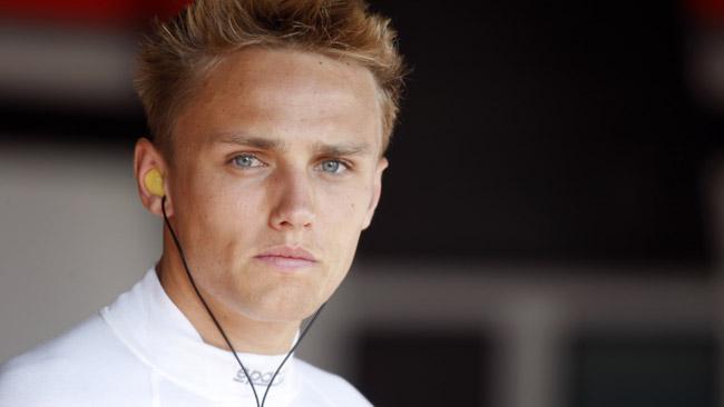 La Marussia ai Rookie Test con Chilton ed Haryanto