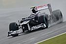 Williams ai Rookie Test con diverse novità da provare