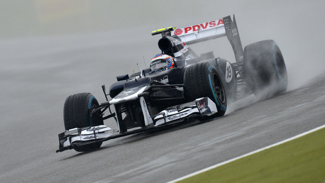 Williams ai Rookie Test con diverse novità da provare