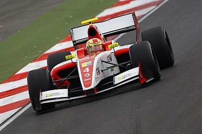 Robin Frijns in pole in gara 1 a Mosca