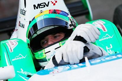 Brands Hatch, Gara 2: Marinescu batte Zanella