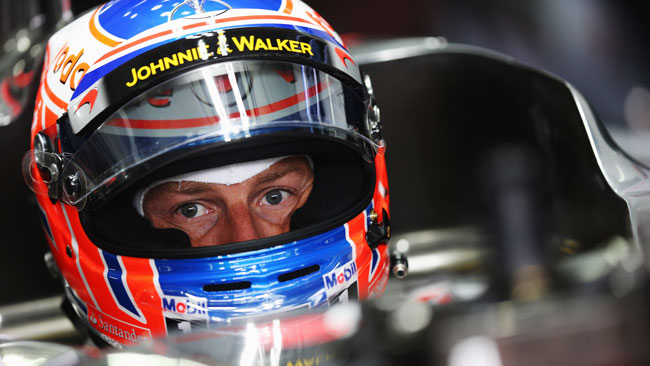 Hockenheim, Libere 1: Button riporta la McLaren al top