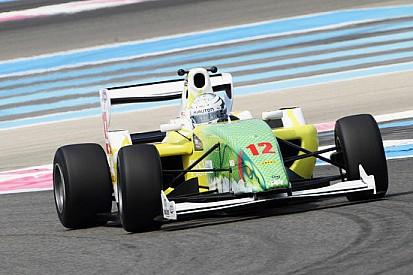 Paul Ricard, Qualifica 1: Tuscher in pole