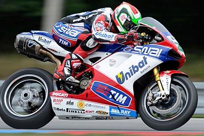 Brno, Libere 2: Giugliano guida l'1-2 Ducati
