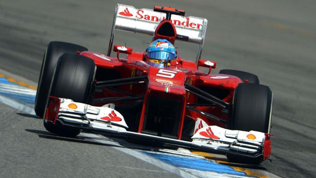 Alonso vince in Germania e prende il largo!