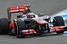 La McLaren porta nuovi aggiornamenti a Budapest