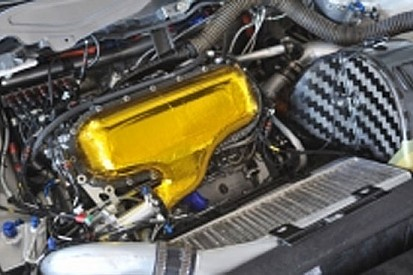 Honda presenta HR412E, il motore della Civic WTCC