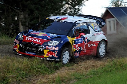 Finlandia, PS8: problemi al differenziale per Loeb
