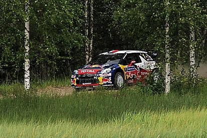 Finlandia, PS14: Loeb riallunga su Hirvonen