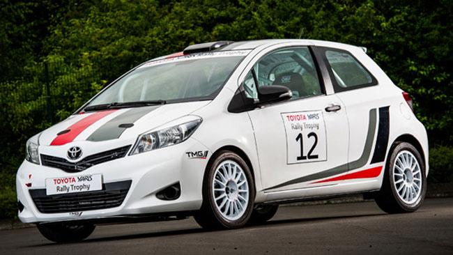 La Toyota torna nei rally con la Yaris R1A