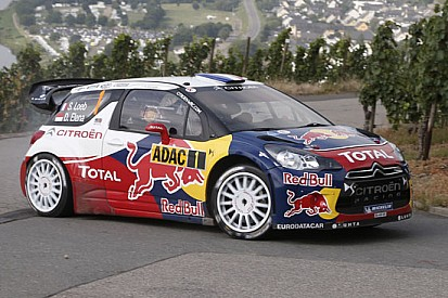 Germania, PS12: Loeb in controllo a fine tappa