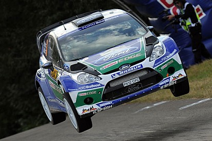 Germania, PS13: che brivido per Latvala!