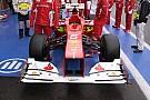 La Ferrari rinuncia agli upper flap dell'ala anteriore