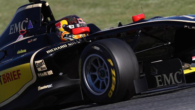 Daniel Abt vince una gara dimezzata a Spa