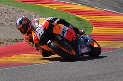Aragon, Day 1: svetta Pedrosa, Lorenzo sulla M1 2013