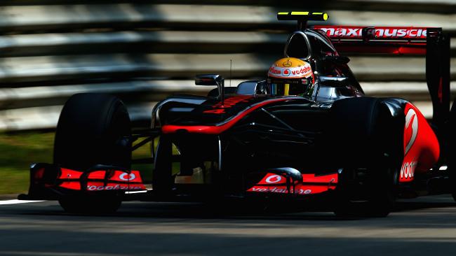 Super McLaren a Monza, Hamilton e Button dominano