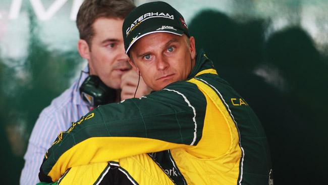 Anche Kovalainen si offre alla Ferrari per il 2013?