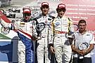 Latifi celebra la sua prima vittoria in Formula 3