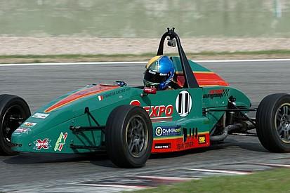 Formula Junior: De Castro ancora leader