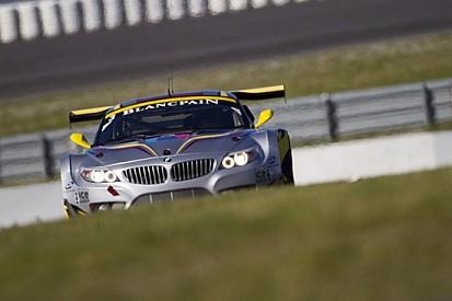 Maxime Martin porta la BMW Z4 in pole position