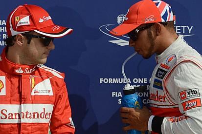 Massa resta in Ferrari, Hamilton passa in Mercedes!