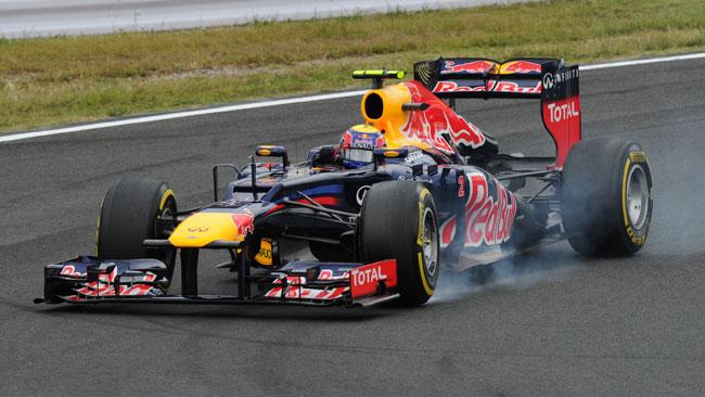 Webber ottimista anche in vista della gara di domani