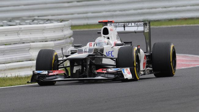 Kobayashi sogna di salire sul podio nella gara di casa