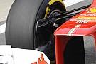 La Ferrari mette una pinna alla presa dei freni